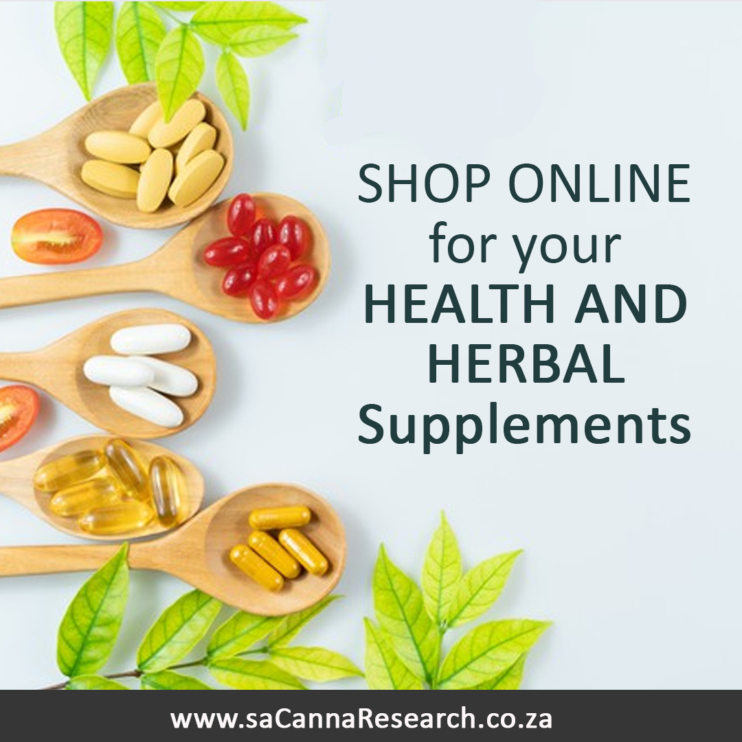 SA Canna - Health and Herbal Supplements