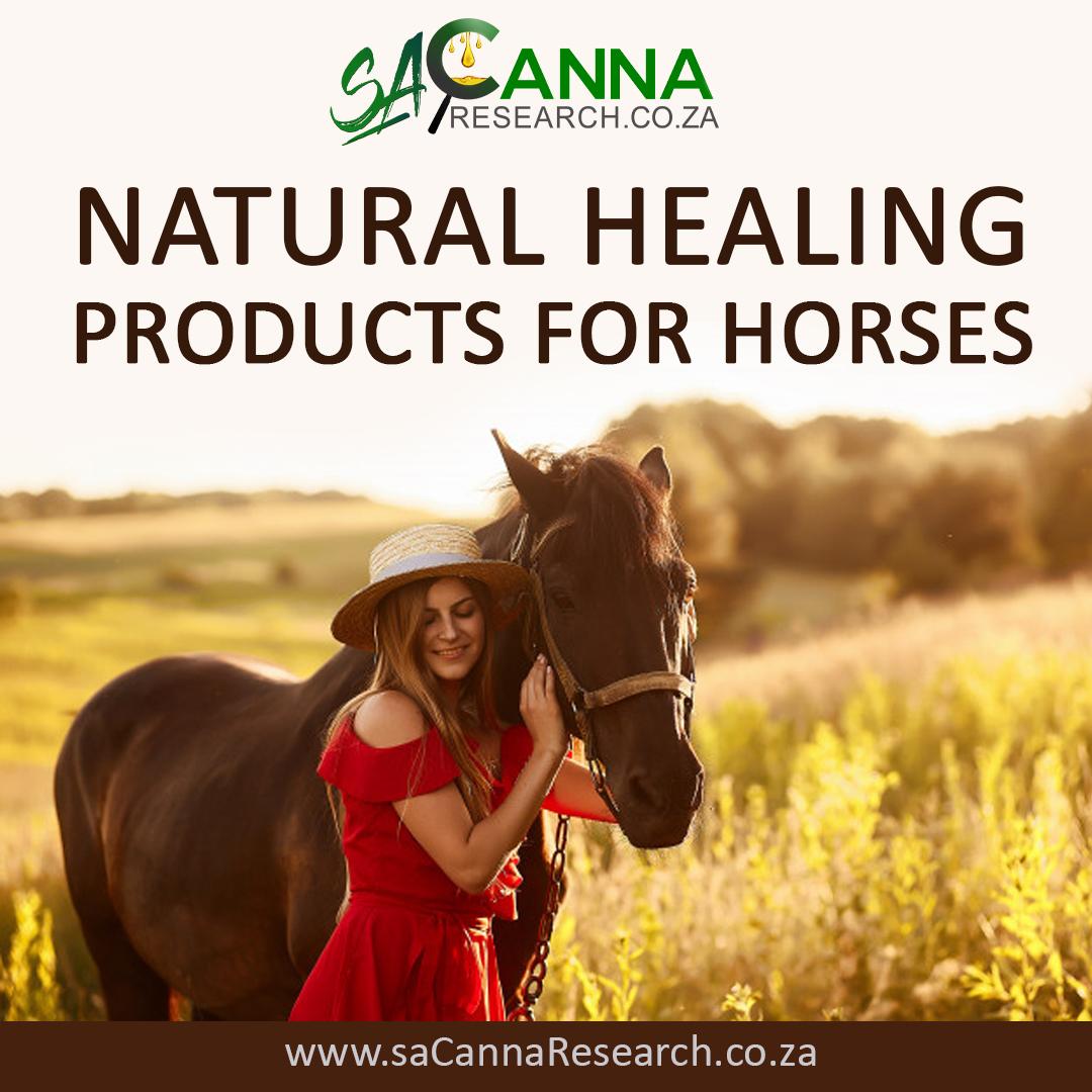 SA Canna - Products for Horses