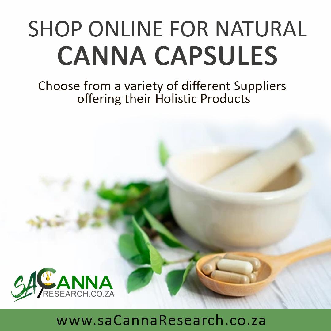 SA Canna - Canna Capsules