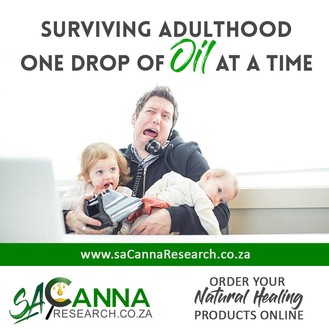 SA Canna - Adulthood