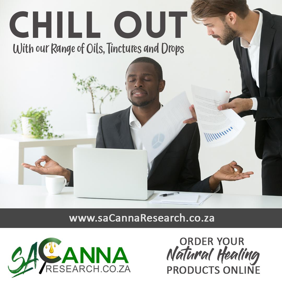 SA Canna - Chill Out