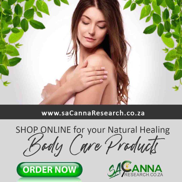 saCanna - Body Care