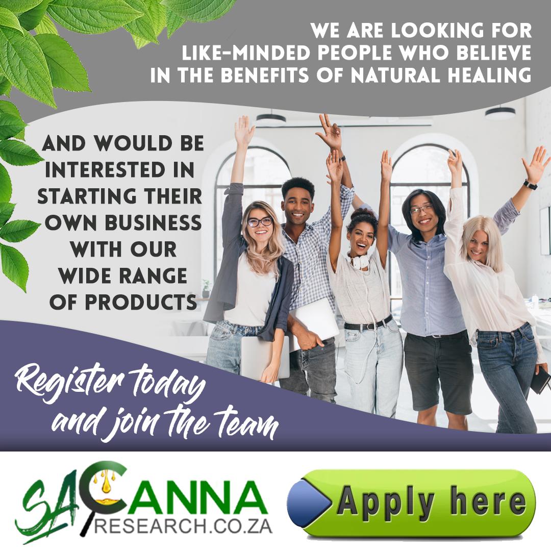 SA Canna - Sales Agent Ad D